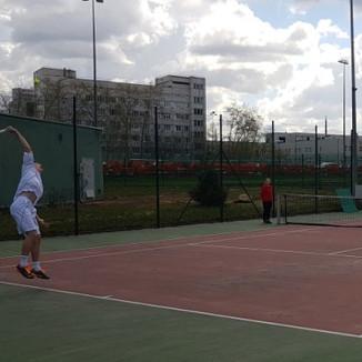 Чемпионат Москвы по теннису (спорт глухих)