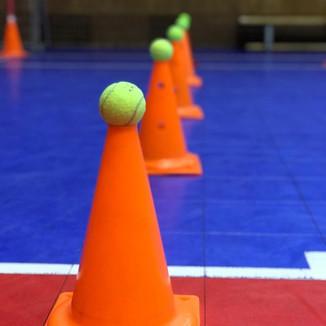 РЕПОРТАЖ! Новогодний спортивный праздник для детей!