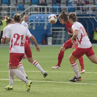 Чемпионат России по спорту глухих (футбол) среди женщин