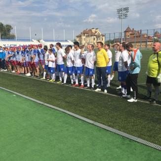 Чемпионат России по спорту глухих (футбол) среди мужчин