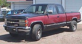 1991 Silverado 4x4