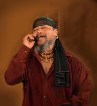 Vocalist Montana King