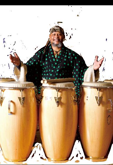 Montana King Percussion