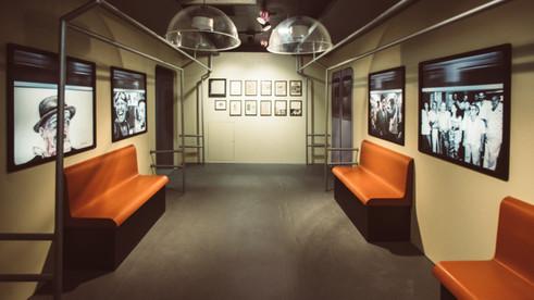 Fotos da Exposição Trem das Onze