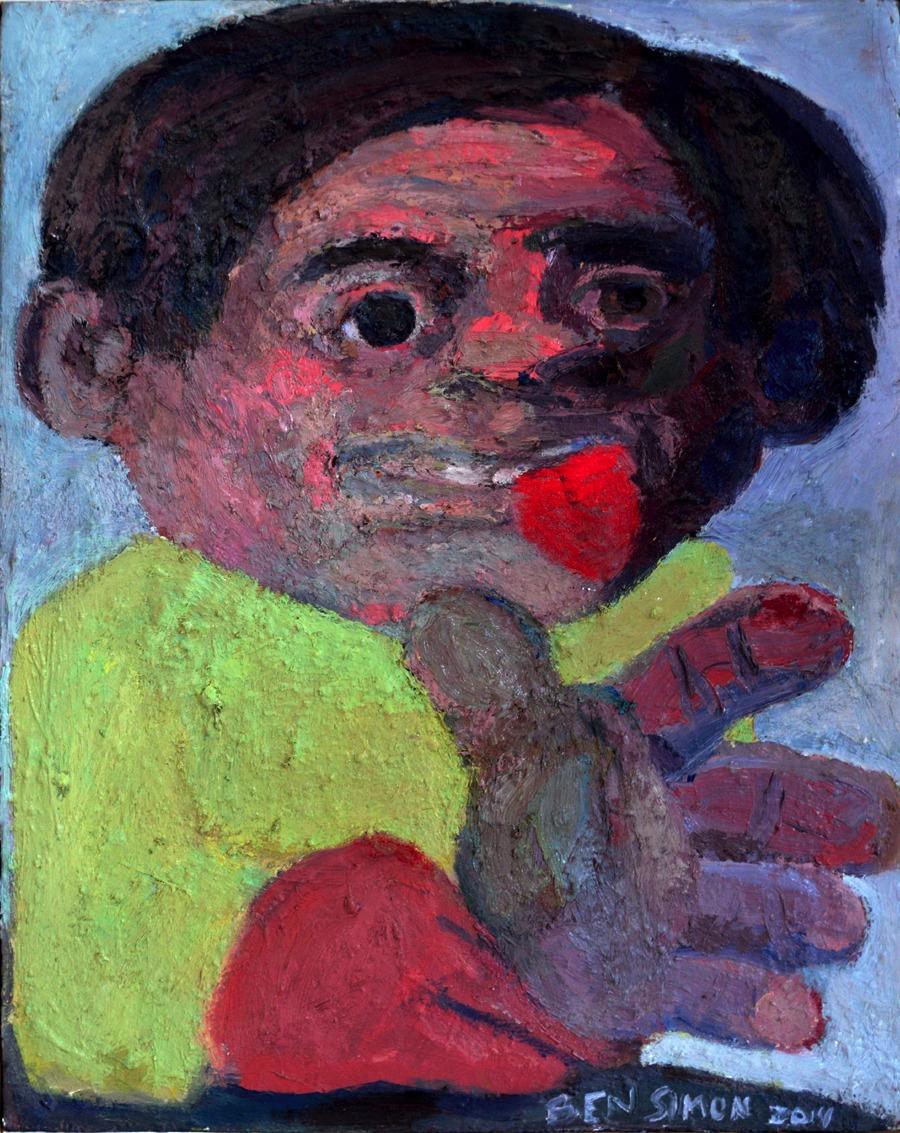 Red Hand Big Grab