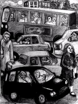 Women in Traffic