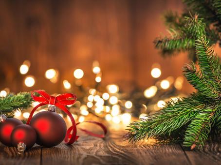 A Socially Distanced Christmas