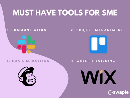 Must Have Tools for SME