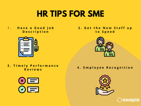 The Ultimate HR Guide SME needs in 2021