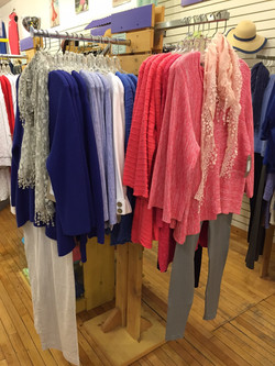 AVALIN SWEATERS - ONE SIZE FITS ALL