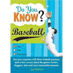 Do you know? Baseball