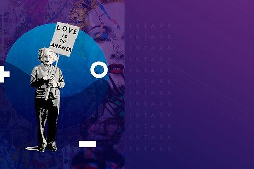 """Playera Love is the Answer """"Edición Limitada"""""""