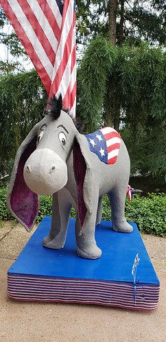 Donkey Democrat for President
