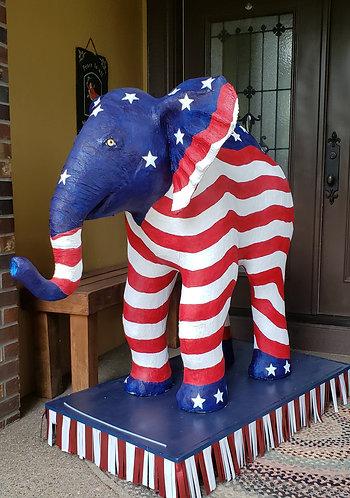 Elephant-Republican for President