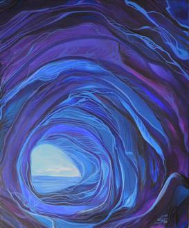 Caverne côtière