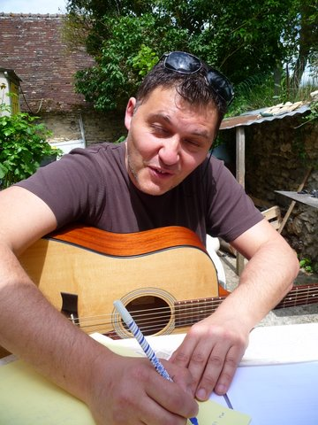 Vincent Bilon (Léon)