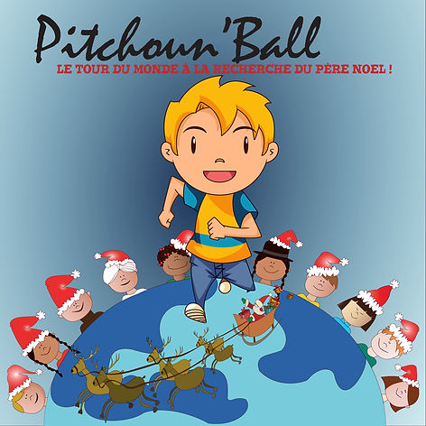 Album_Pitchoun'Ball_-_Le_tour_du_monde_à