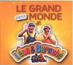 grand petit monde Léon et Barnabé
