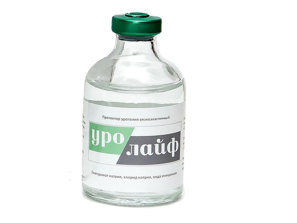 Уролайф - протектор мочевого пузыря для лечения различных форм хронического цистита