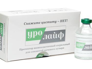 Лечение рецидивирующего бактериального цистита с помощью внутрипузырных инстилляций гиалуроновой кис