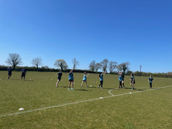 Rugby with Bath Rugby