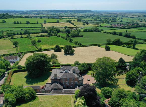 Etonhurst in the Somerset levels
