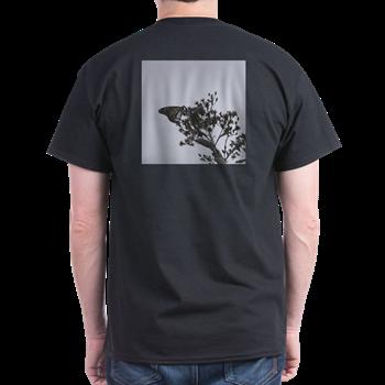 B&W Butterfly T-Shirt