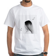 """""""Butterfly"""" Single Cover T-Shirt"""