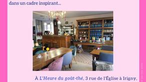 Un atelier d'écriture savoureux à Irigny