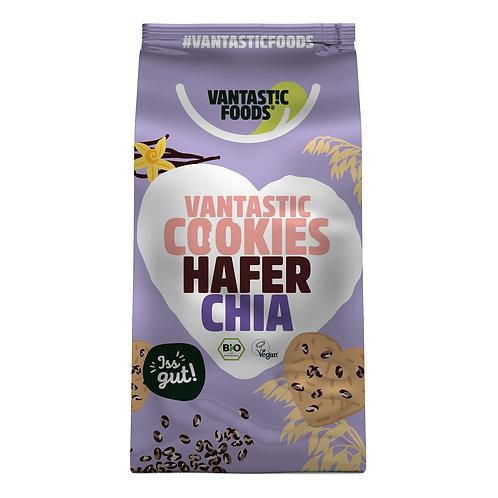 Vantastic Foods chia-zab keksz 125g
