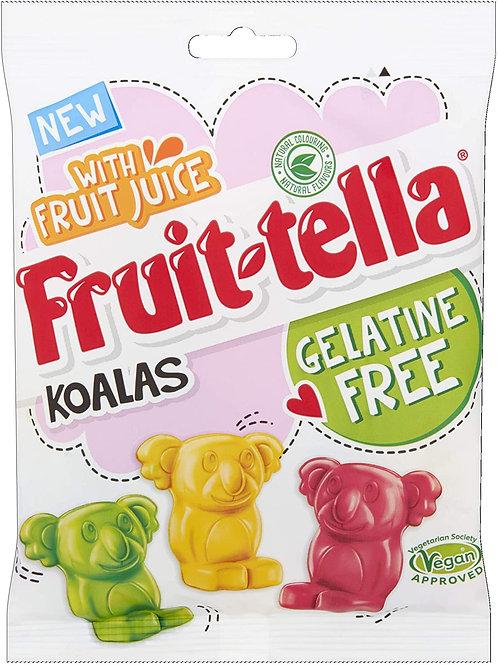 Fruit-tella Édes Koalák Gumicukor 120g