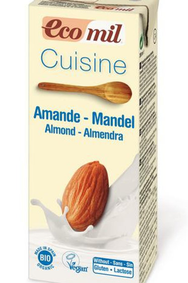 EcoMil CUISINE CHEF mandulakrém 200ml