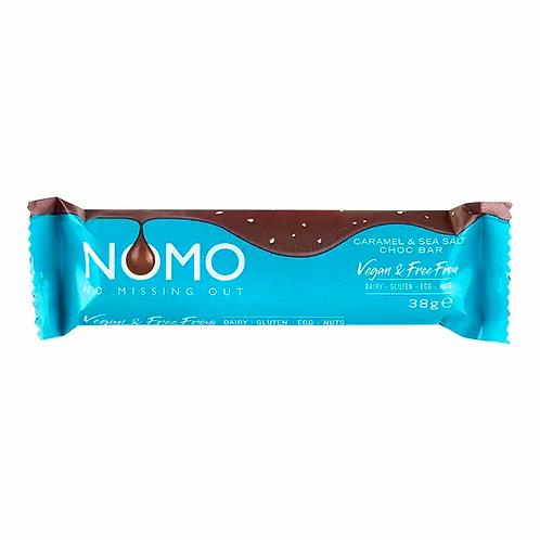 NOMO Sós-Karamellás szelet 38g
