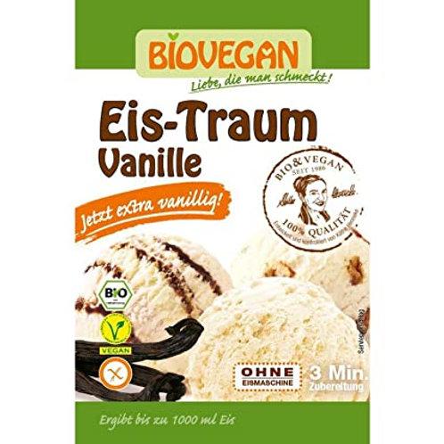 BioVegan Organikus Vanília fagylaltpor 77g