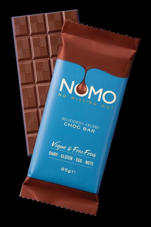 """NOMO Krémes """"Tej-csokoládé"""" tábla 85g"""
