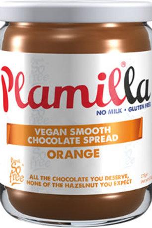 Plamil Organikus Narancsos csokoládé krém 275g
