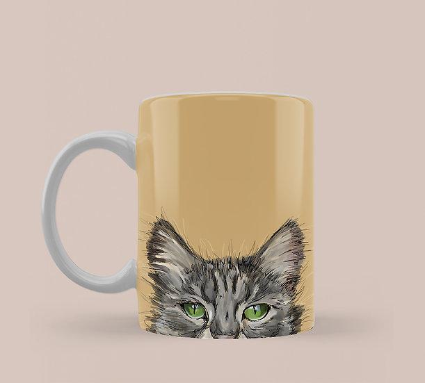 Kitty Kat 11oz Mug