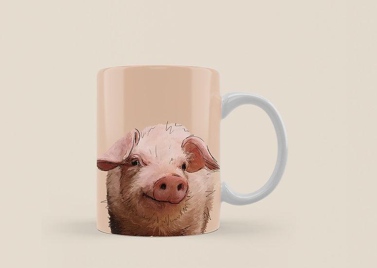 Piggywink 11oz Mug
