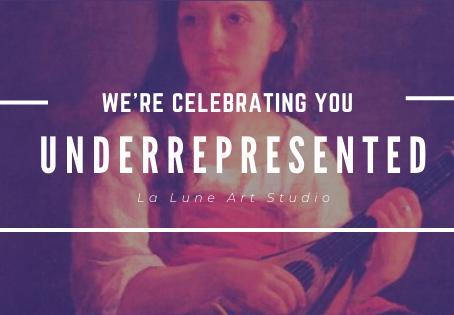 The Underrepresented - Diversity in the art world.