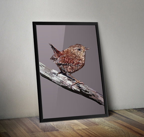 Little Wren - Wren Prints