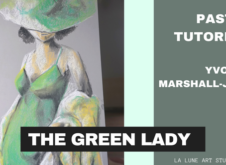The Green Lady - Yes... Green.