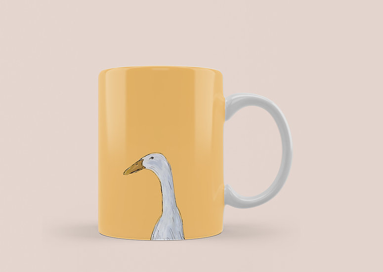 Duck 11oz Mug
