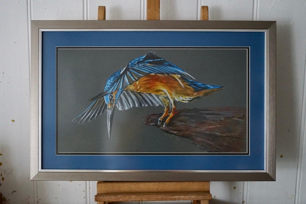 Kingfisher No.4