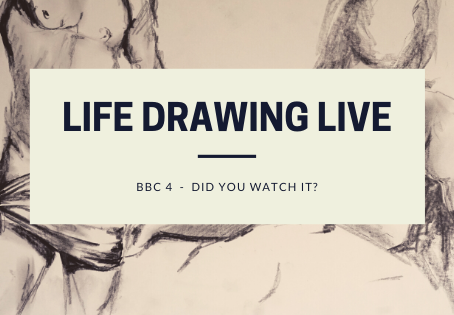 Who watched Life Drawing Live last night?