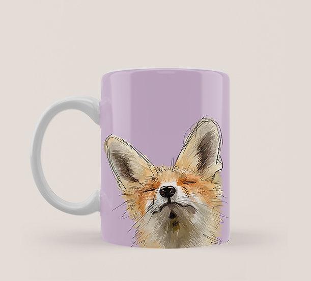 Fox 11oz Mug