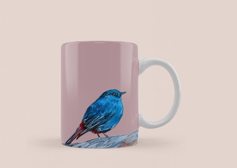Plumbeous Water Redstart 11oz Mug