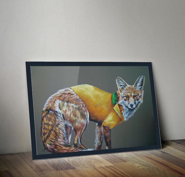 Berkeley Fox