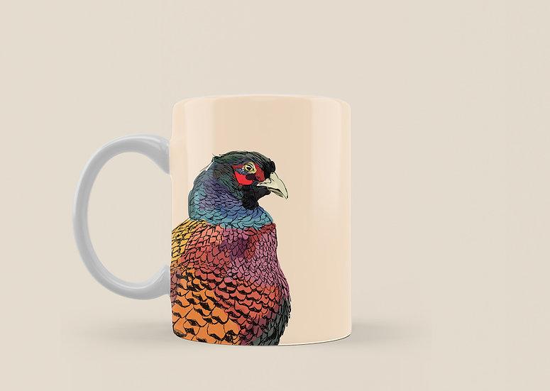 Pheasant 11oz Mug