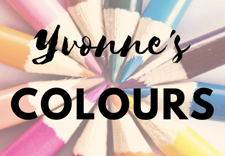 Yvonne's Tips on Colours and why green should be used as little as possible.