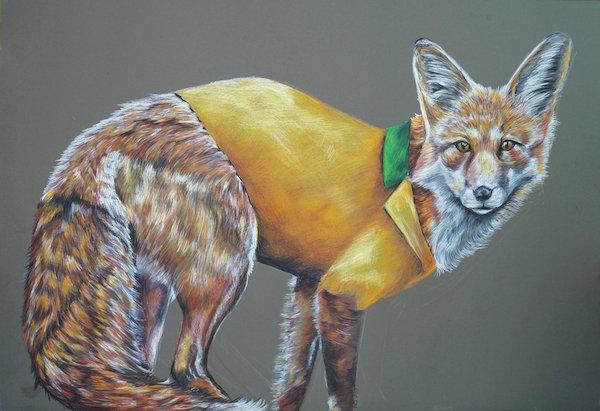 Berkeley Fox- Giclee Prints